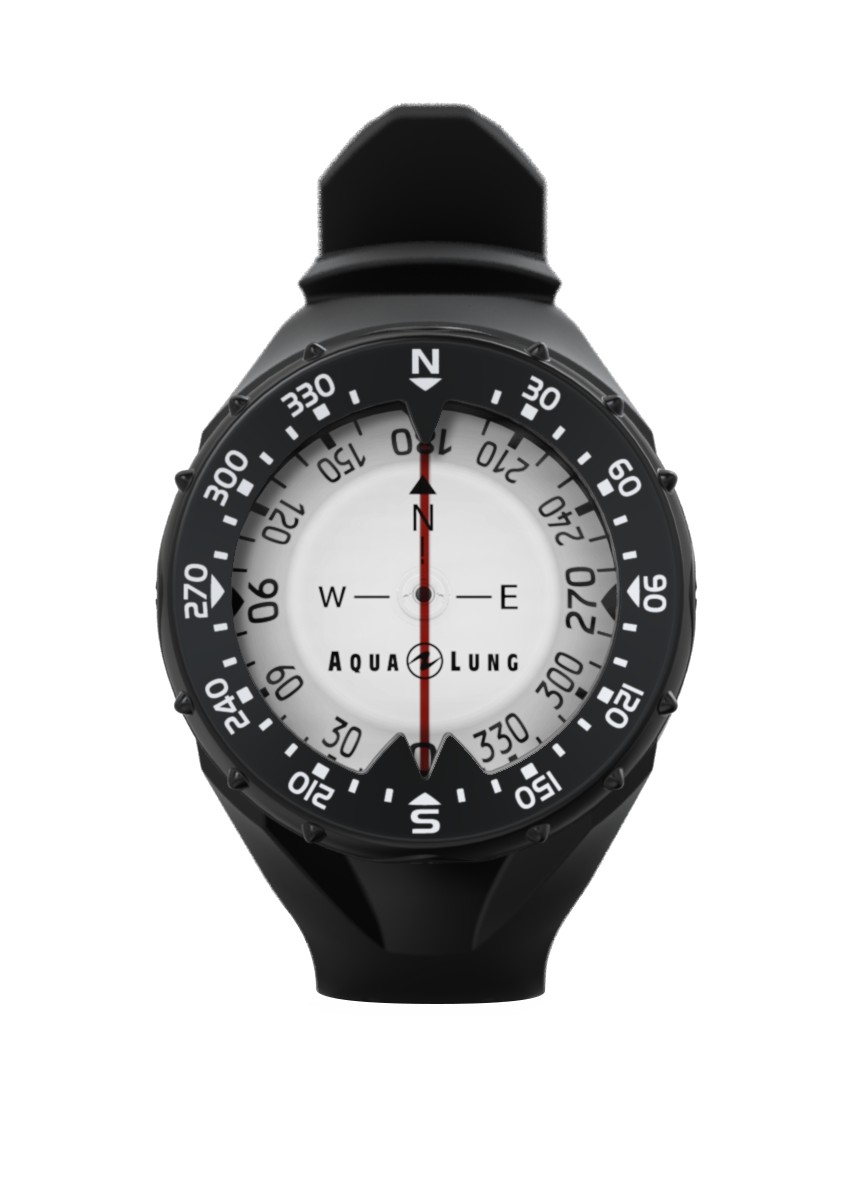 Aqualung Wrist Compass