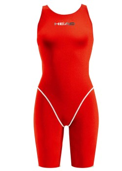 RACING KNEE red front