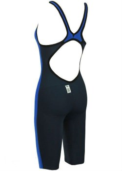 Arena Carbon Air Donna Blu Back