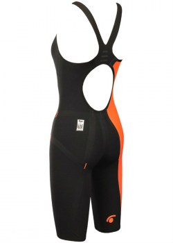 Jkeel donna open black orange
