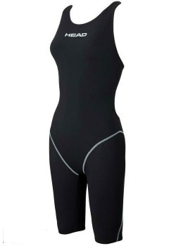 Head liquid power donna nero front