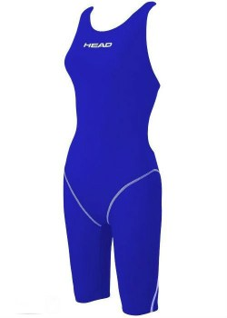 Head liquid power donna blu front