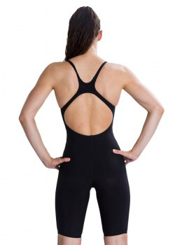 Speedo LZR Element donna nero