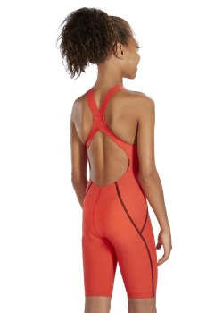 Speedo LZRX Junior Rosso Back 2