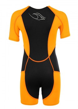Stingray junior orange back