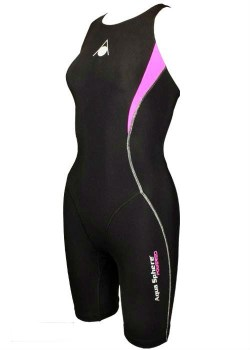 Aquasphere Techsuit Donna front