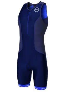 Zone3 Aquaflo body uomo blu front