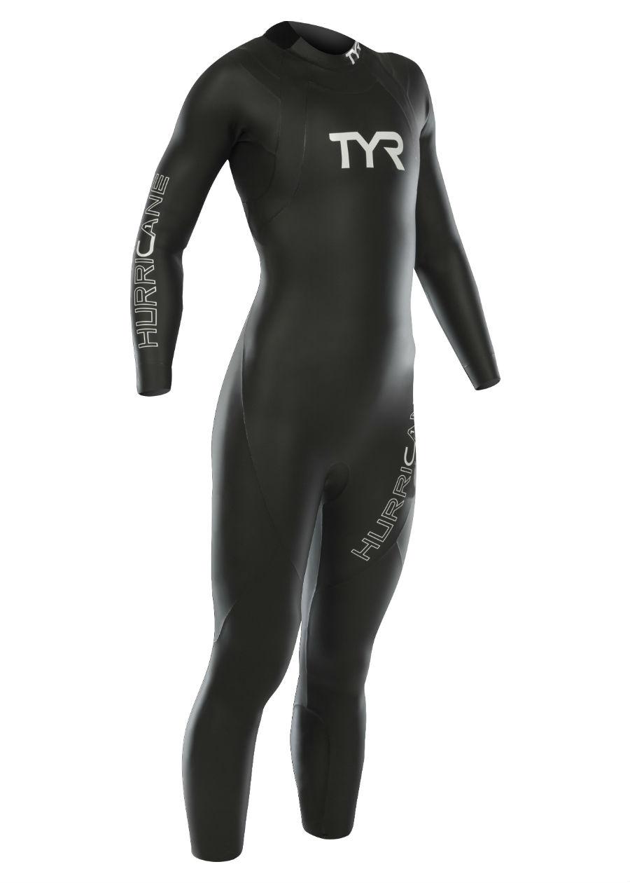 Tyr C1 woman triathlon wetsuit